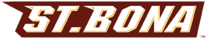 2017–18 St. Bonaventure Bonnies men's basketball team - Image: St. Bonaventure Script Logo