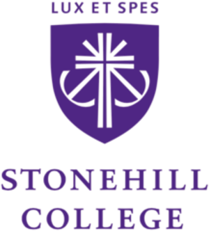 Stonehill College - Image: Stonehill College logo