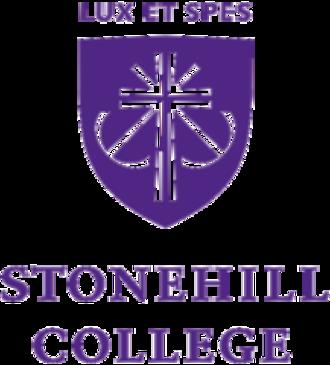 Stonehill College - Image: Stonehill College logo