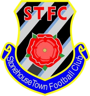 Stonehouse Town F.C. - Image: Stonehouse Town F.C. logo