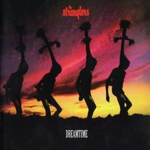 Dreamtime (The Stranglers album) - Image: Stranglers dreamtime