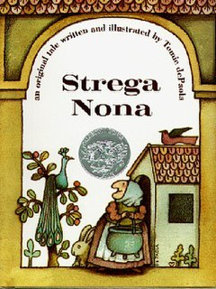<i>Strega Nona</i> Book by Tomie dePaola