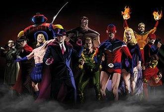 The Twelve (comics) - Image: TWELEVE001 cvr 06 tif