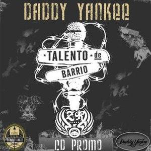 Talento de Barrio (soundtrack) - Image: Talento de Barrio