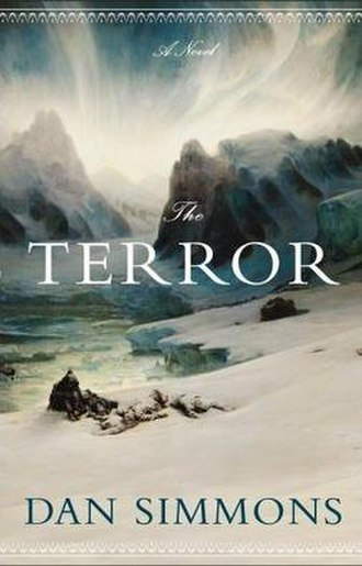 The Terror (novel) - The Terror first edition cover.