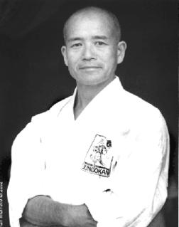 Teruo Chinen Japanese karateka