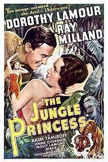 <i>The Jungle Princess</i> 1936 film by Wilhelm Thiele