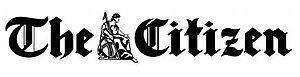 Gloucester Citizen - The former logo of The Citizen.