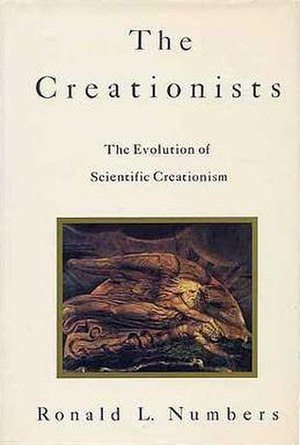 The Creationists - Cover of the first edition