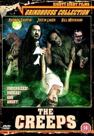 The Creeps (film) - DVD cover