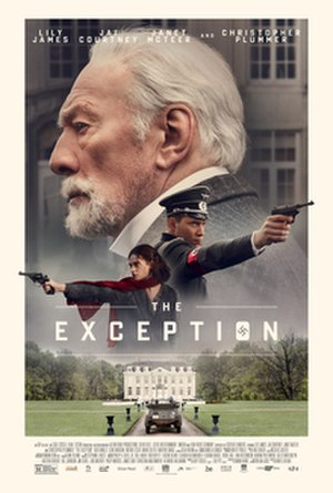 The Exception - Theatrical release poster