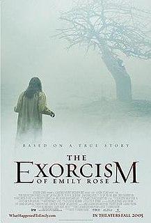 <i>The Exorcism of Emily Rose</i> 2005 film by Scott Derrickson