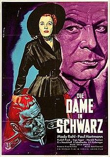 <i>The Lady in Black</i> (1951 film) 1951 film