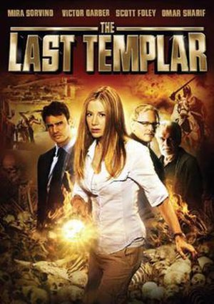 The Last Templar (miniseries) - DVD cover