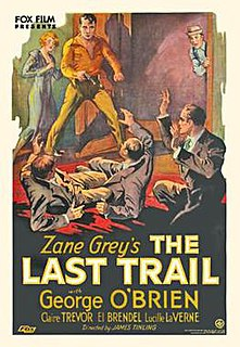 <i>The Last Trail</i> 1933 film by James Tinling