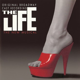 The Life (musical) - Image: The Life cast recording