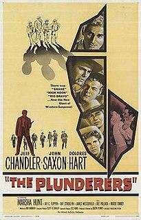 <i>The Plunderers</i> (1960 film) 1960 film by Joseph Pevney