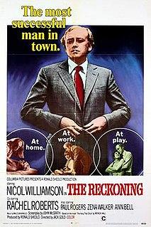 <i>The Reckoning</i> (1970 film) 1969 British drama film directed by Jack Gold