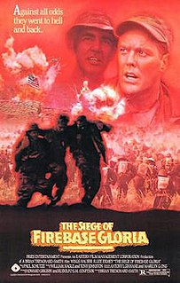 <i>The Siege of Firebase Gloria</i> 1989 film directed by Brian Trenchard-Smith