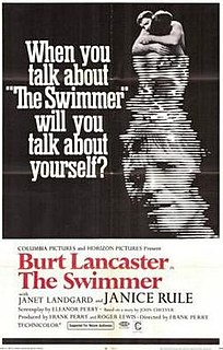 <i>The Swimmer</i> (film) 1968 drama film by Frank Perry