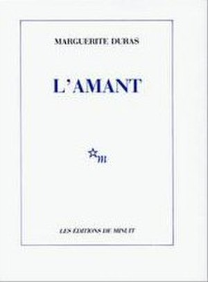The Lover (Duras novel) - First edition cover of L'amant