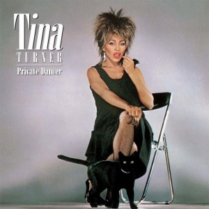 Private Dancer - Image: Tina Turner Private Dancer US CD cover art 1984 original