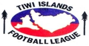 Tiwi Islands Football League - Image: Tiwi Islands Football League logo