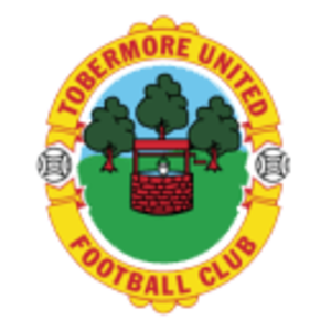 Tobermore United F.C. - Image: Tobermore United F.C. logo