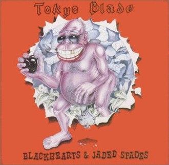 Black Hearts & Jaded Spades - Image: Tokyo blade blackhearts