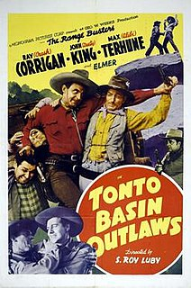 <i>Tonto Basin Outlaws</i> 1941 film by S. Roy Luby
