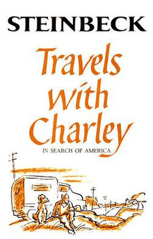 Travels with Charley - Image: Travels with charley cover