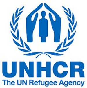 United Nations High Commissioner for Refugees Representation in Cyprus - Image: Unhcr logo