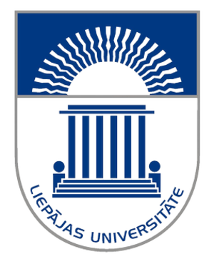University of Liepāja - Image: University of Liepāja arms