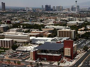 University of Nevada, Las Vegas - Image: Unlv 1