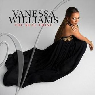 The Real Thing (Vanessa Williams album) - Image: Vanessa Williams The Real Thing