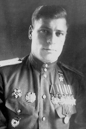 Vasily Ivanovich Andrianov - Image: Vasily Ivanovich Andrianov