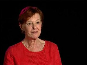 Verity Lambert - Verity Lambert, discussing the Doctor Who serial The Web Planet in a documentary accompanying that serial's DVD release in 2005.
