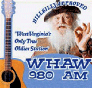 WHAW - Logo used until February 2008.