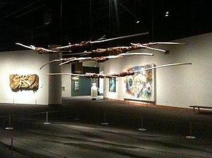Truman Lowe - Wah-Du-Sheh (Bundle) (1997) at the National Museum of the American Indian
