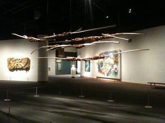 Truman Lowe - Wah-Du-Sheh (Bundle) (1997) at the National Museum of the American Indian
