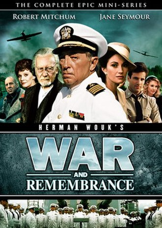 War and Remembrance (miniseries) - Miniseries DVD Cover