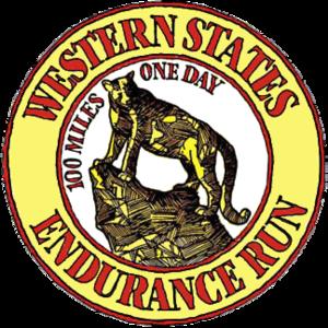 Western States Endurance Run - Western States Endurance Run logo patch
