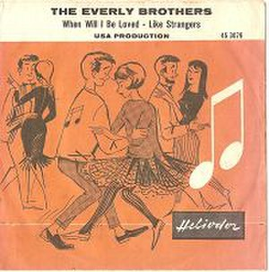 When Will I Be Loved (song) - Image: When will I be loved Everly Bros