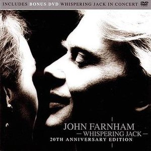 Whispering Jack - Image: Whispering Jack 20th Anniversary Edition CD DVD