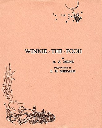 Winnie-the-Pooh (book) - First edition