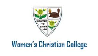 Women's Christian College, Chennai - Image: Women's Christian College, Chennai logo