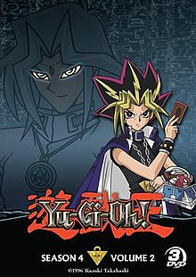 Yu-Gi-Oh! Duel Monsters (season 4) - Wikipedia