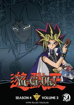 Image result for yugioh season 4