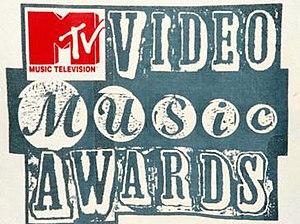 1994 MTV Video Music Awards - Image: 1994 mtv vma logo