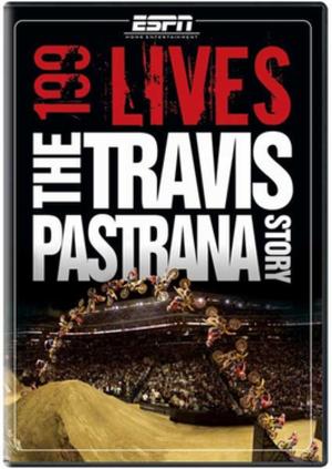 199 Lives: The Travis Pastrana Story - Image: 199 Lives The Travis Pastrana Story cover